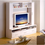 収納力が最大のメリット!ハイタイプ 160幅 TVボード CHIUDE(キューデ)