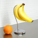 たかがバナナと言いながらもスタイリッシュなインテリアになるんです。KEYUCA(ケユカ) バナナスタンド